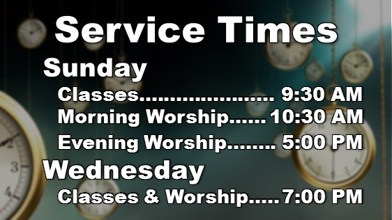 Service Times